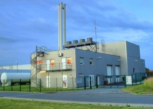 biomass-heating-power-plant